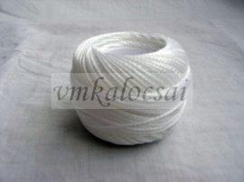 Fehér perlé fonal