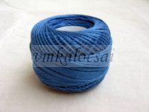 Sötét nefelejcs kék perlé fonal