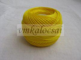 Világos sárga perlé fonal