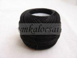Fekete perlé fonal