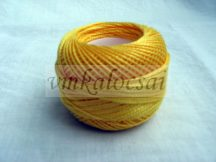 Közép sárga szomorú perlé fonal