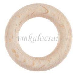 Fából készült karika 47mm