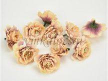 Púderlila fodros virágfej