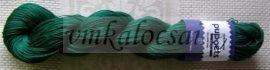 Sötétzöld perlé motring hímzőfonal